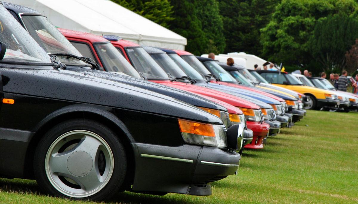 Saab 900 erste Serie