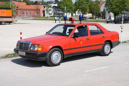 W124 rot