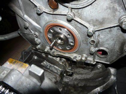 Saab 900 Getriebe
